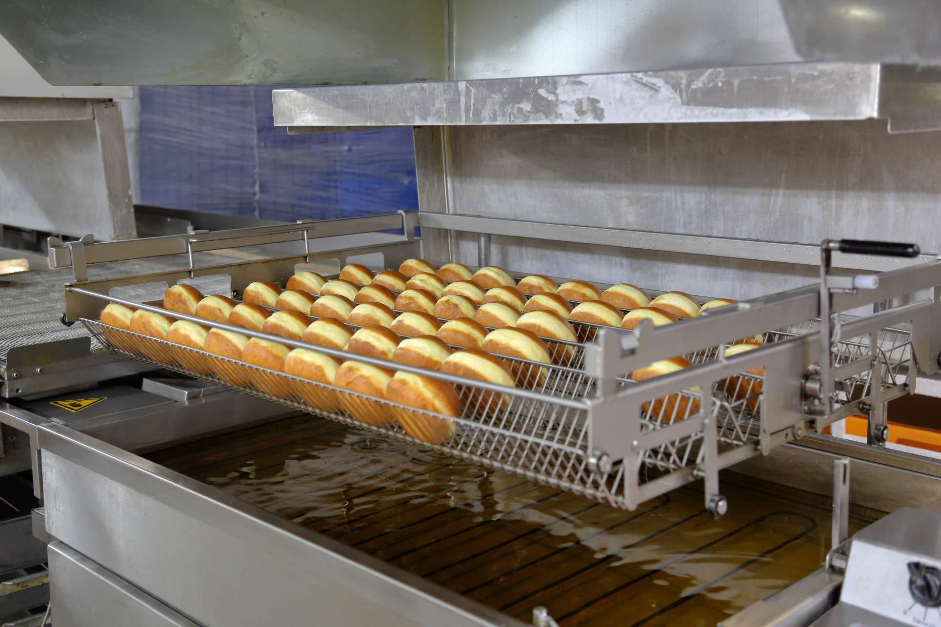 fritadeira Indústria alimentar