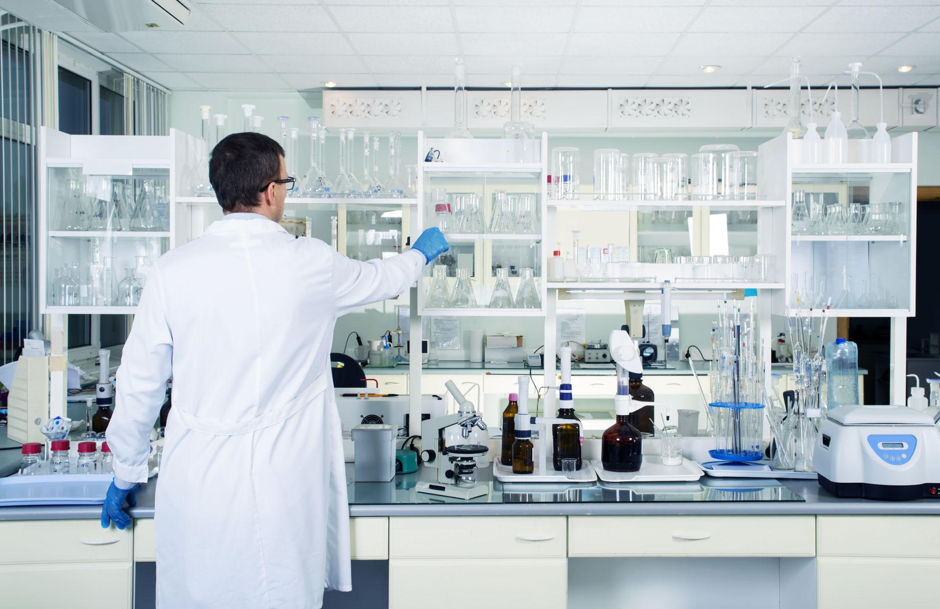 Equipamento Laboratorial